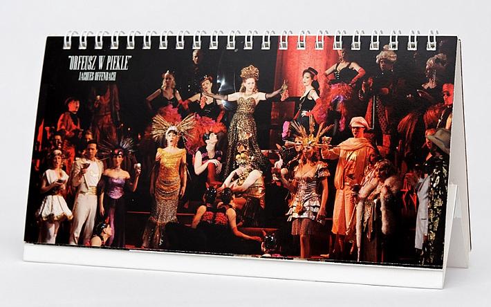Gliwicki Teatr Muzyczny - kalendarz na rok 2013