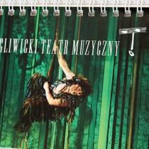 Kalendarz 2013 dla Gliwickiego Teatru Muzycznego
