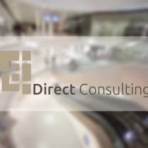 Identyfikacja wizualna firmy Direct Consulting