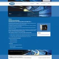 JM Display – materiały brandingowe, strona www