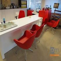 Wnętrze  biurowe – buduje markę