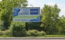 """Billboard """"Wiosna Inspiruje"""""""