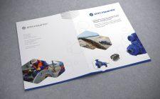 Folder reklamowy EMM Industry