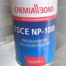 Opakowanie puszki kleju Chemiabond