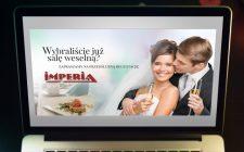 Bannery webowe Restauracja Imperia