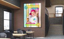 Plakat kawiarni Cafe Dolce Vita