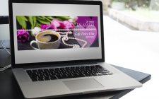 Bannery webowe Cafe Dolce Vita