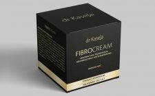 Opakowania kremów marki Fibrocream