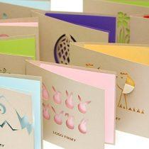 Wielkanocne kartki dla firm marki MOLIA design
