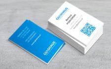 Karty wizytowe – wizytówki GlasHaus Sp. z o.o.